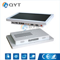 15 6 Embedded industrial pc with intel C1037U 1 8GHz tablet pc with 2RS232 4USB WIFI