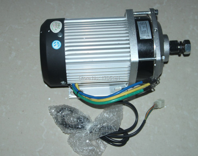 60v 1200w Electric Scooter Brushless Motor Diy Vehicle