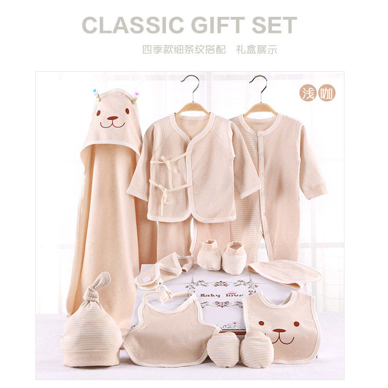 Baby colored cotton covered 10 times clothing infant thermal underwear girl boy baby