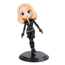 15 CENTÍMETROS Q Posket Qposket Carol Danvers Black Widow Capitão Marvel Super Hero Edição Ação Pvc Figura Collectible Modelo Brinquedos(China)