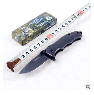 2015 hot selling high quality tactical folding blade knife camping survival hunting knife multifunction tool knives(China (Mainland))