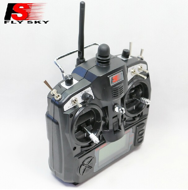 Free shipping FlySky 9CH 2.4G FS-TH9X 9 Channel Transmitter + Receiver Radio System Remote Controller for RC drone