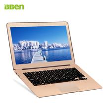 Bben intel ultrabook laptop computers with free shipping wifi HDMI 1920x1080 7000mAH 2G/512G SSD notebook computador netbook I3(China (Mainland))
