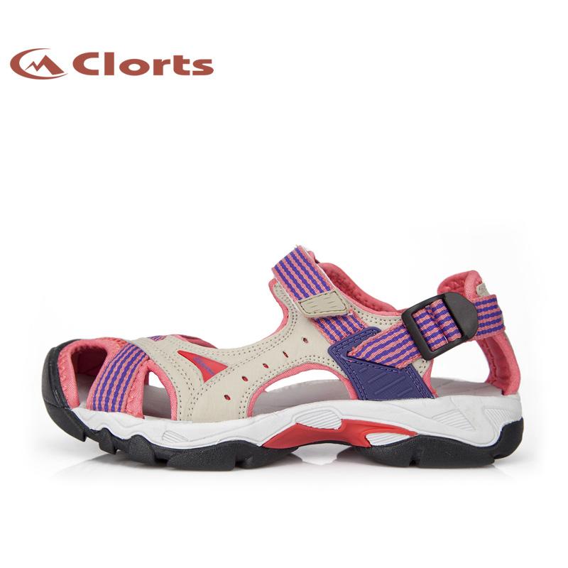 Fashion Clorts PU Women Sandals Hiking Sandal Shoes Outdoor Platform Shoes Velcro Woman Beach Shoes SD-202A/B/C(China (Mainland))