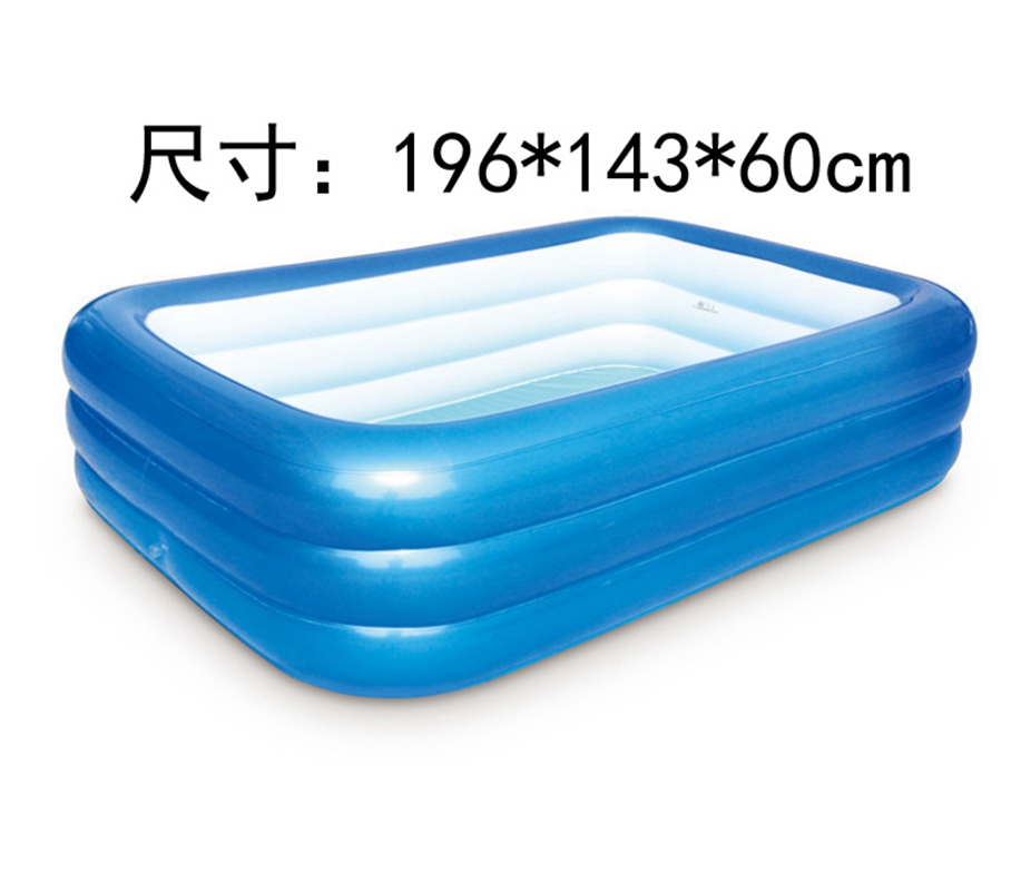 Promo o de inflatable bath tub adults disconto for Piscina portatil grande