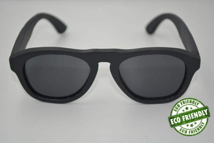 2015 New Arrival OEM Natural Bamboo Wood Wayfarer Sunglasses Custom Promotional Printed Sunglasses(China (Mainland))