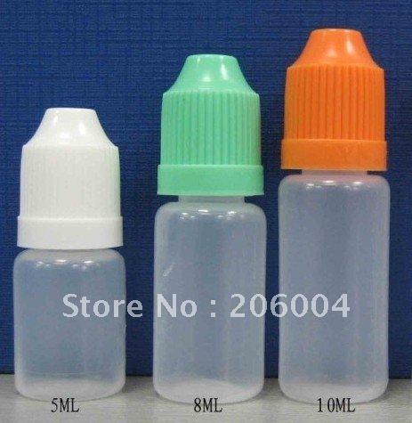 Lot 500 Pcs 10ML .33OZ Plastic Dropper Bottles NEW LDPE Dispense Store Most Liquids EYE DROPS(China (Mainland))