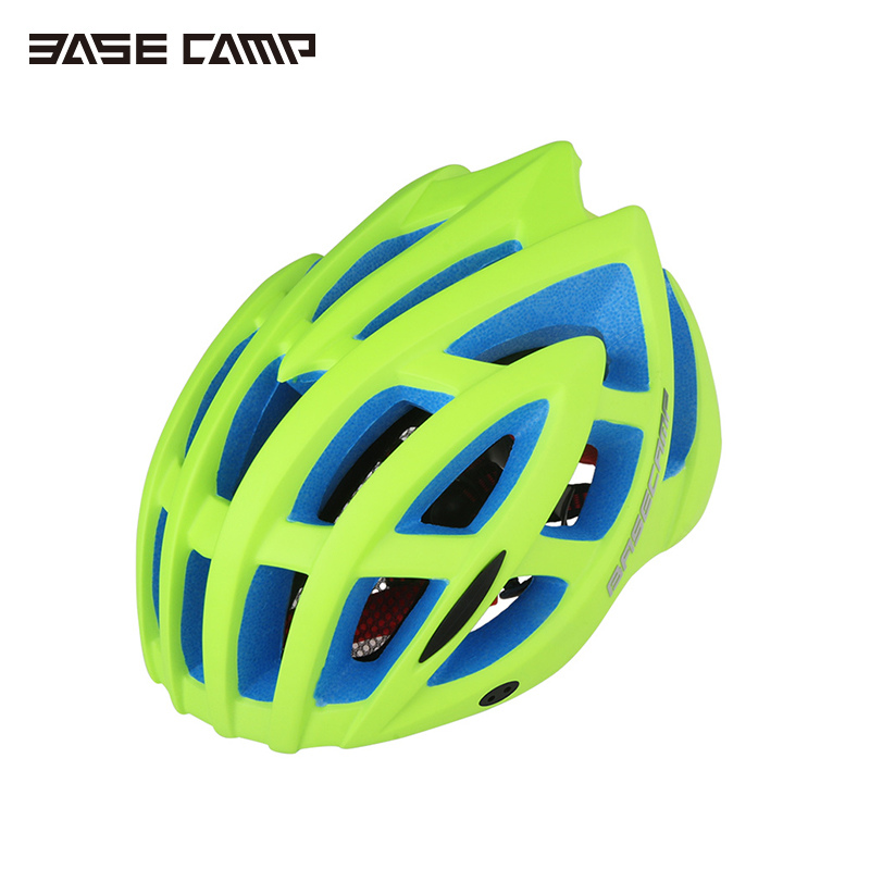 2016 BASECAMP Unisex MTB Bike Cycling Helmet Giant Bicycle Helmet Road Sports Cap Hat with Removable Brim BC-013(China (Mainland))