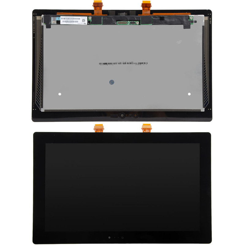 Black Tablet Panel LCD Combo Replacements LCD Display Touch Screen Digitizer Assembly Fit For Microsoft Surface RT 2 VC218 T56(China (Mainland))