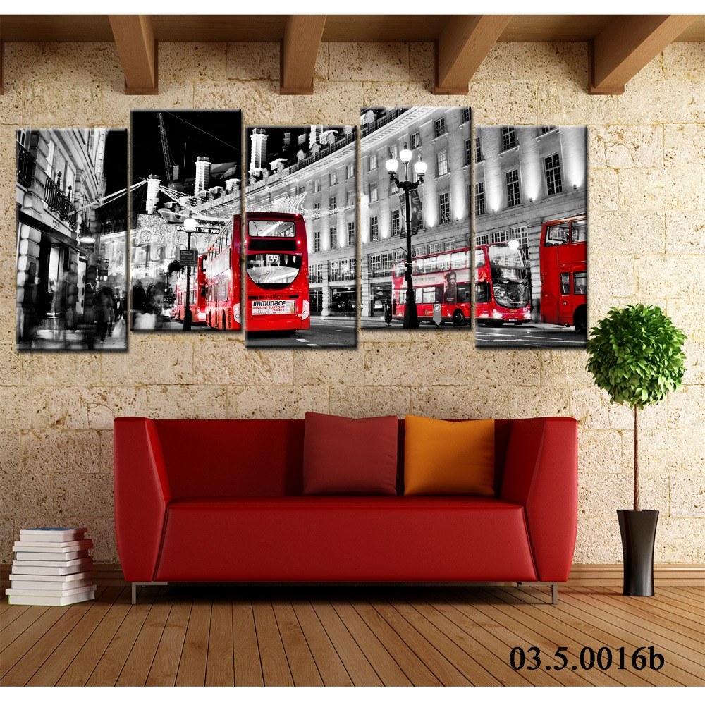 Aliexpress.com: koop hoge kwaliteit met houten frame canvas ...