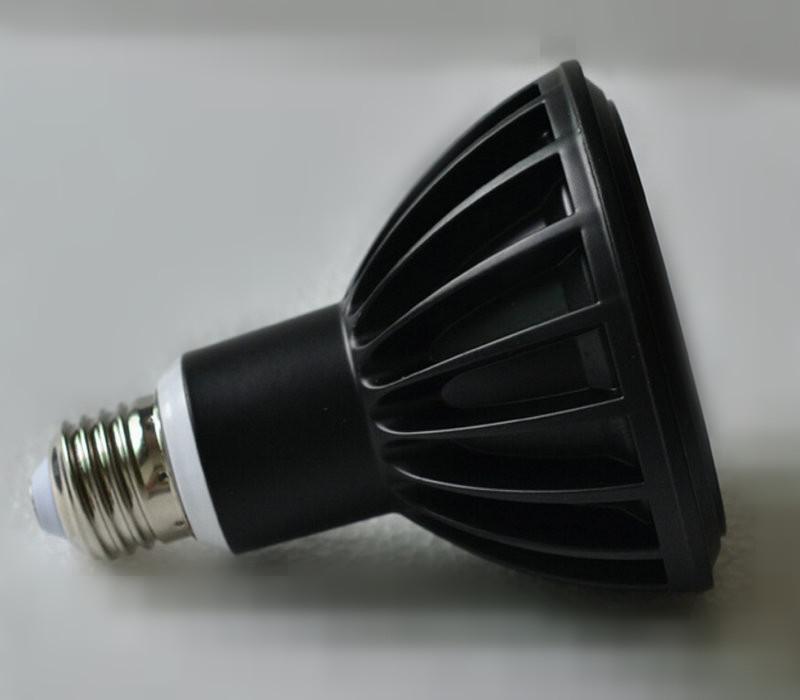 PAR30/PAR38 AL+Glass cover LED Par38 Bulb15W/ 25W E27 LED COB Spot Lighting Indoor & Outdoor light AC85-265V Free Shipping(China (Mainland))