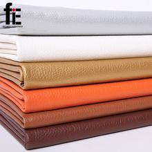 100*138CM Faux PU Leather Embossed Fabrics Synthetic Leather Furniture Fabrics for Wallpaper Artificial Leather Sewing Material(China (Mainland))