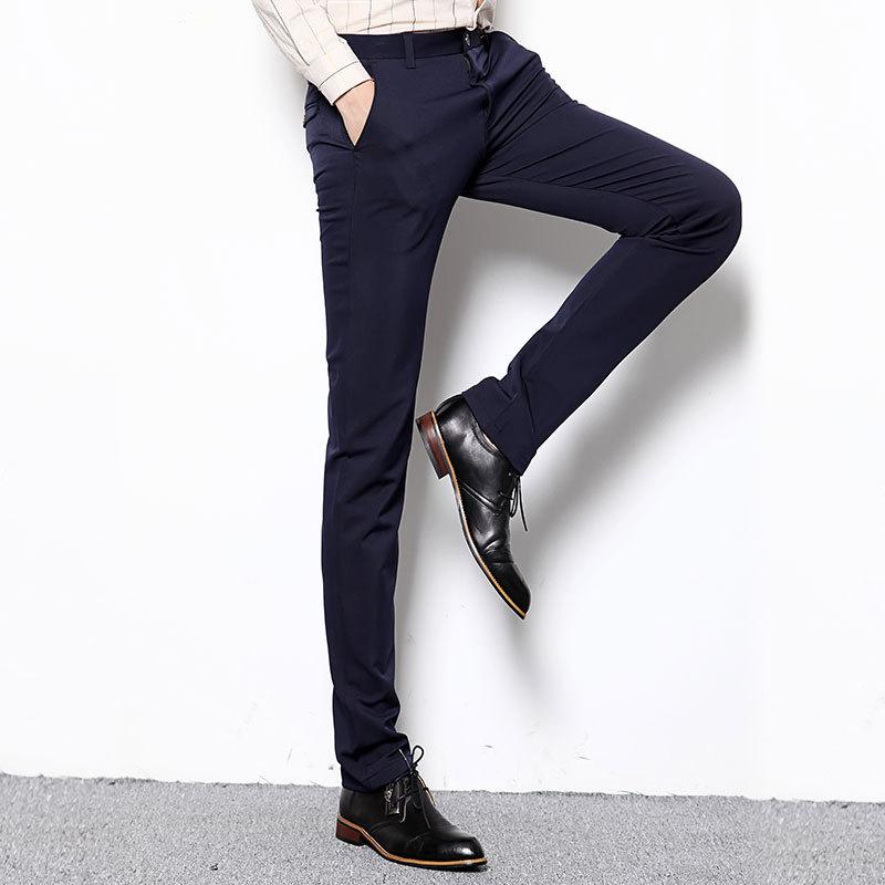 Popular Designer Dress Pants Slim-Buy Cheap Designer Dress Pants ...