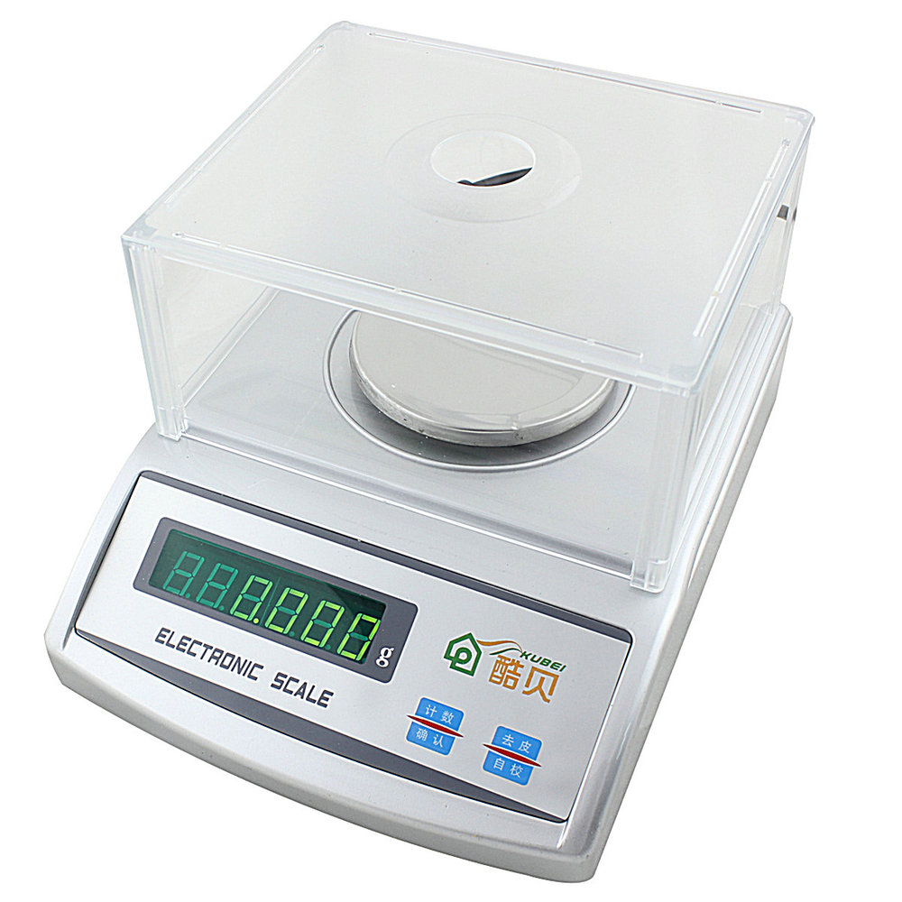 Jewelry scales balance, said fabric weight instrument laboratory 0.001g cool electronic scales electronic said electronic balanc(China (Mainland))