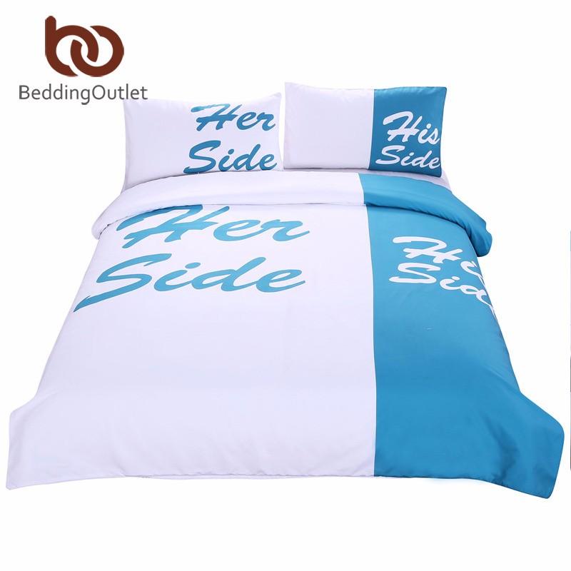 Copriletto Her Side His Side.Wholesale Beddingoutlet His Her Side Bedding Set Black Bedspread