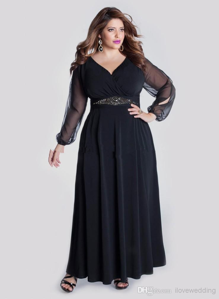 Long Evening Dresses Size 18 Uk - Plus Size Prom Dresses