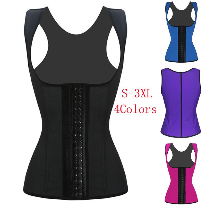 2015 Hot Sale Women font b Waist b font Training Corset 100 Latex Corset Sexy Women