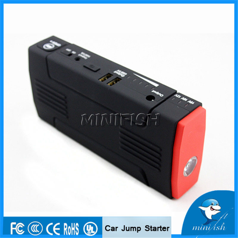 car battery charger portable multi function jump starter mini battery booster 12v 68000mah jump. Black Bedroom Furniture Sets. Home Design Ideas