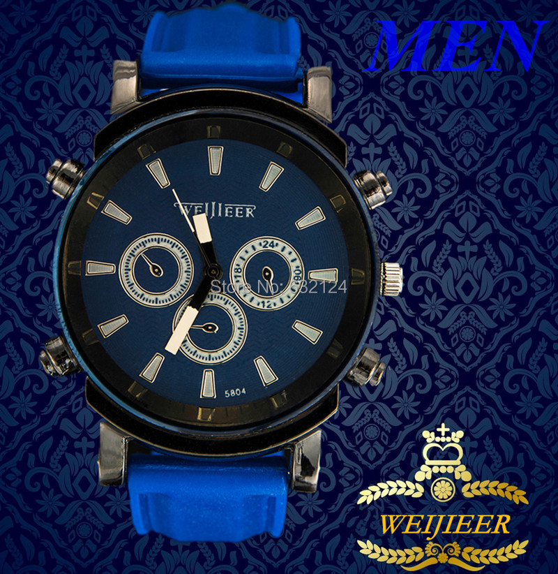 2015 New Men Sports Watch Best Quality Popular Military ...