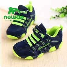 New 2015 children shoes for boys and girls running shoes female child autumn sports Anti-slip shoes kids breathable Sneakers