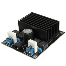 Excelente calidad TDA7498 100 W + 100 W clase D del tablero del amplificador de alta potencia tablero del amplificador caliente venta fácil de instalar(China (Mainland))