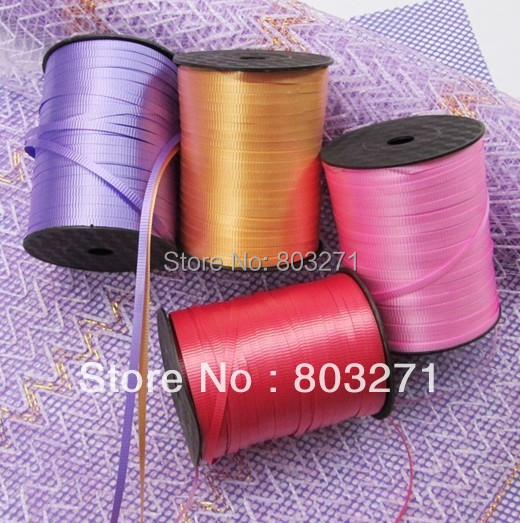 Balloon Colored Ribbon Tapes Curling Wedding Party Decorations - Jinhua Changguang Electron Technology Co., Ltd. store