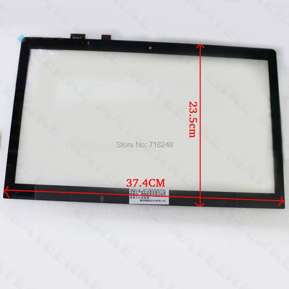 New 15.6 laptop Touch Screen Digitizer Replacement For ASUS S500 S500CA VivoBook<br><br>Aliexpress