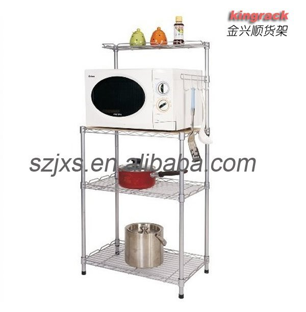 2011 top sale Wholesale & resale chrome heavy duty durable wire rack home furniture