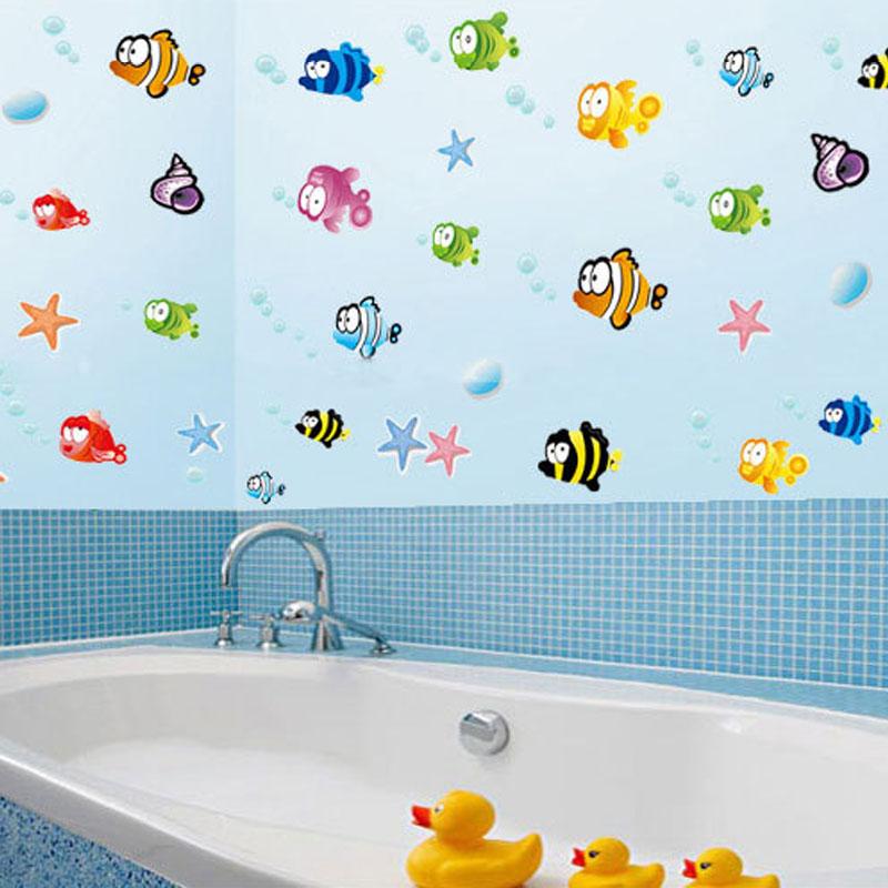 Behang vis promotie winkel voor promoties behang vis op - Kwekerij vinylvloer ...