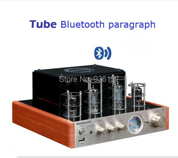 Аудио усилитель Nobsound ms/10dmkii 2.0 USB/Bluetooth Hifi 25W * 2 110 /220 Fors Ms-10d most ms usb