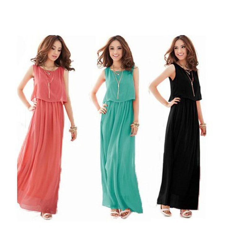Petite Long Summer Dresses | But Dress