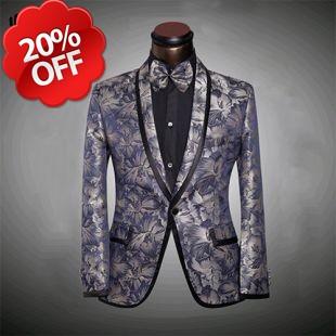 Classic Men's Luxury Suits Groom Groomsman DressBusiness Suit Pants Wedding MenSlim Fit Prom Mens Silver Suits(China (Mainland))