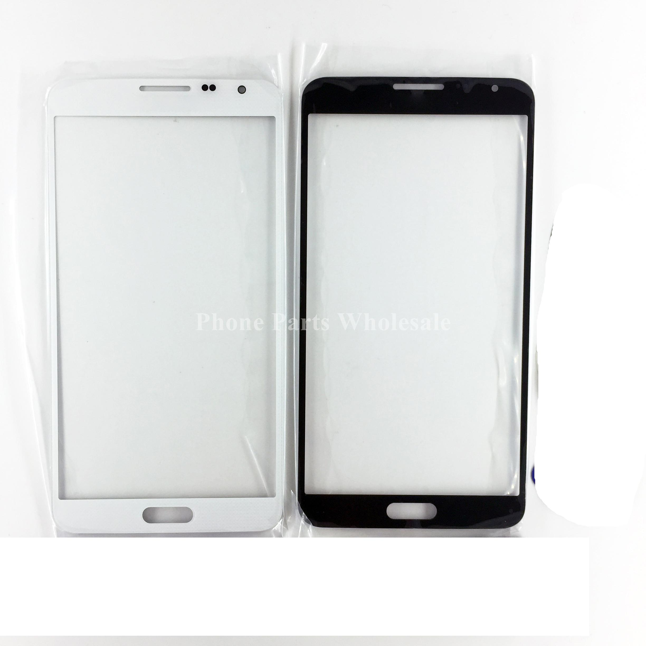 For Samsung Galaxy Note 3 Neo Mini LCD Front Outer Glass Lens Screen Panal Glass Lens Cover Replacement Parts