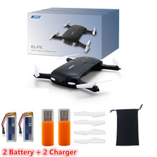 JJRC H37 ELFIE Foldable Mini RC Selfie Drone Quadcopter WiFi FPV 720P G-sensor 3D Rollover RC Dron with HD Camera RC Helicopter(China (Mainland))