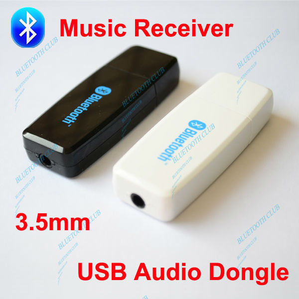 store product PCS New Product For Car USB Bluetooth Music Receiver With Stereo Output Wireless Distance  m