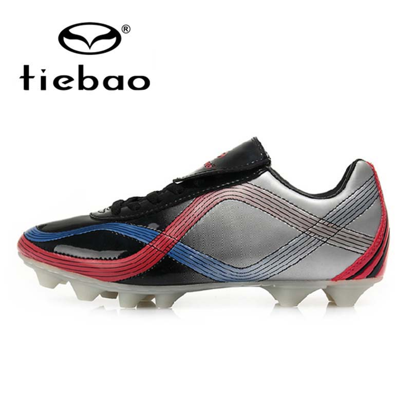 TIEBAO Professional Men Women Outdoor Training Soccer Cleats Soccer Shoes FG & HG & AG Rubber Soles Football Boots botas futbol(China (Mainland))