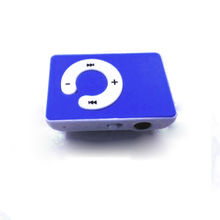 5 Colors Mini Clip USB MP3 Music Player Support TF Card USB 2.0(China (Mainland))