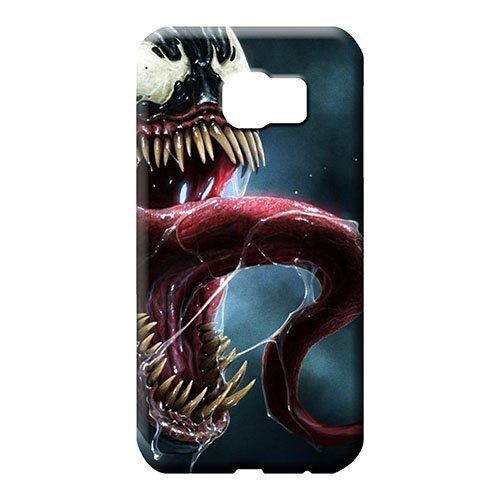 Abstact Special skin mobile phone skins venom for samsung galaxy s6 case(China (Mainland))