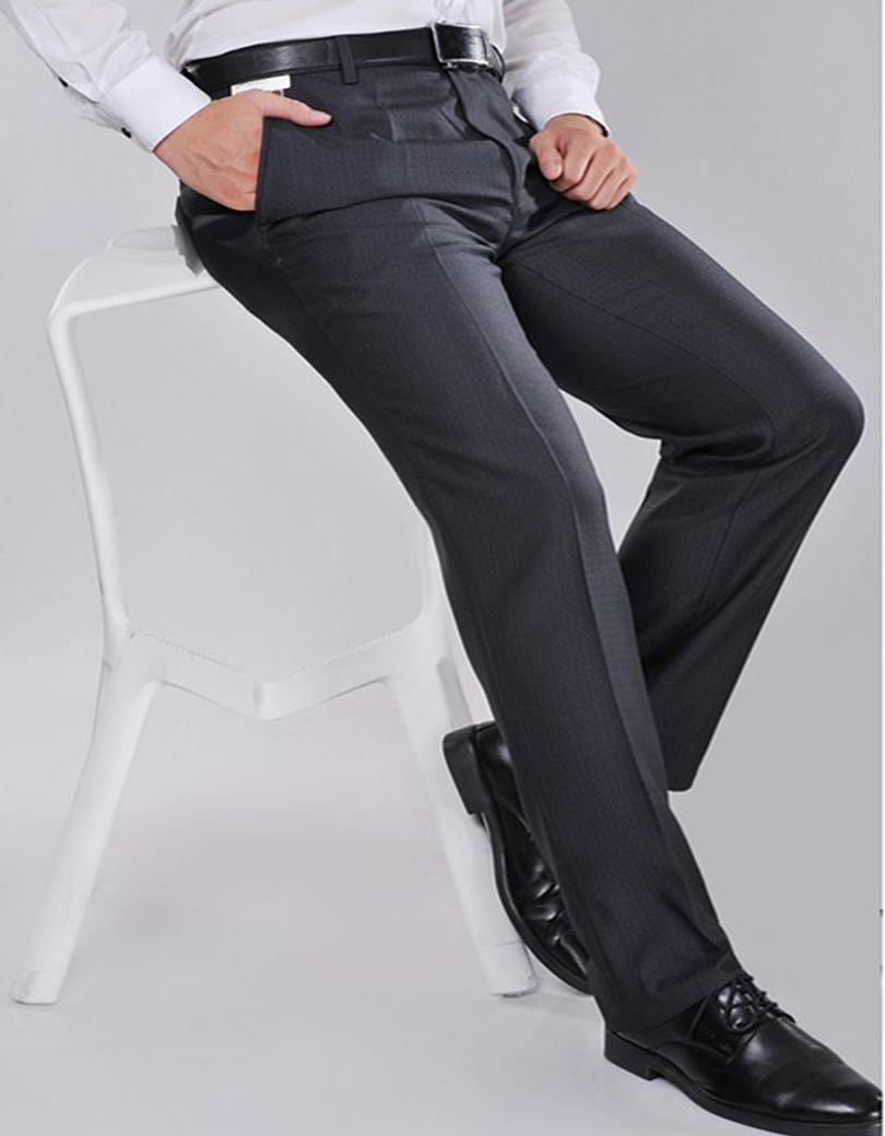 Mens Modern Dress Pants
