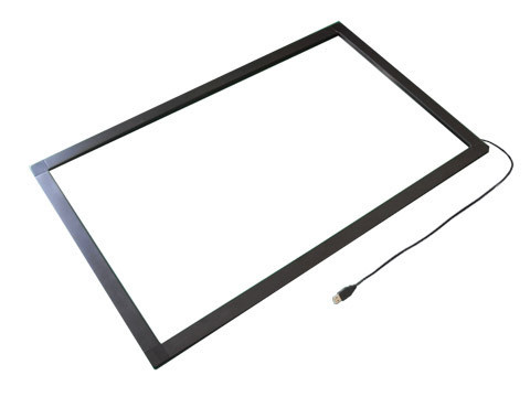 21.5 inch IR touch screen 2 points touch panel / touch screen overlay for touch screen monitor<br><br>Aliexpress