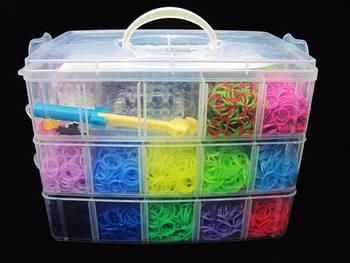 15000 шт. DIY комплект резинки для браслетов станок полосы цена от производителя оптовая продажа резинка для плетения браслетов высокое качество резинки для плетения