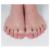 2 Шт. Sumifun Лодыжки веса Магнитные Силиконовой Массаж Ног Toe Кольца Сжигание Жира Для Потери Веса По Уходу За Ногами C093