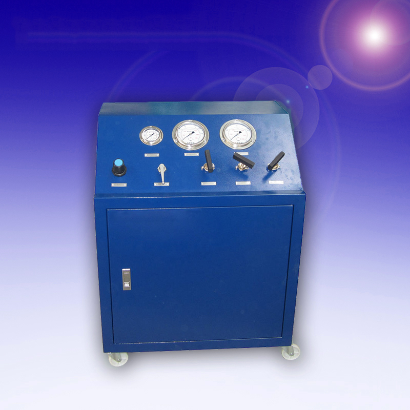 Model:WS-GBD40-OL 200-300 bar Portable oxygen gas booster Unit for diving or filling oxygen cylinder(China (Mainland))