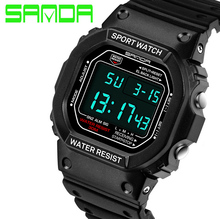 SANDA New G Style Digital Watch S Shock Men military army Watch water resistant Calendar LED Sports Watches relogio masculino(China (Mainland))
