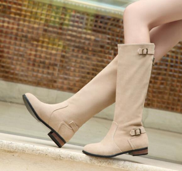 Здесь можно купить  Womens Genuine Leather Suede Riding Knee High Tall Boots Tb0191 Womens Genuine Leather Suede Riding Knee High Tall Boots Tb0191 Обувь
