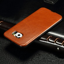New Luxury Vintage Leather Pattern Phone Case For Samsung Galaxy S3 S4 S5 S6 S7 / S6 edge S7 edge Ultra thin Soft TPU Back Cover(China (Mainland))