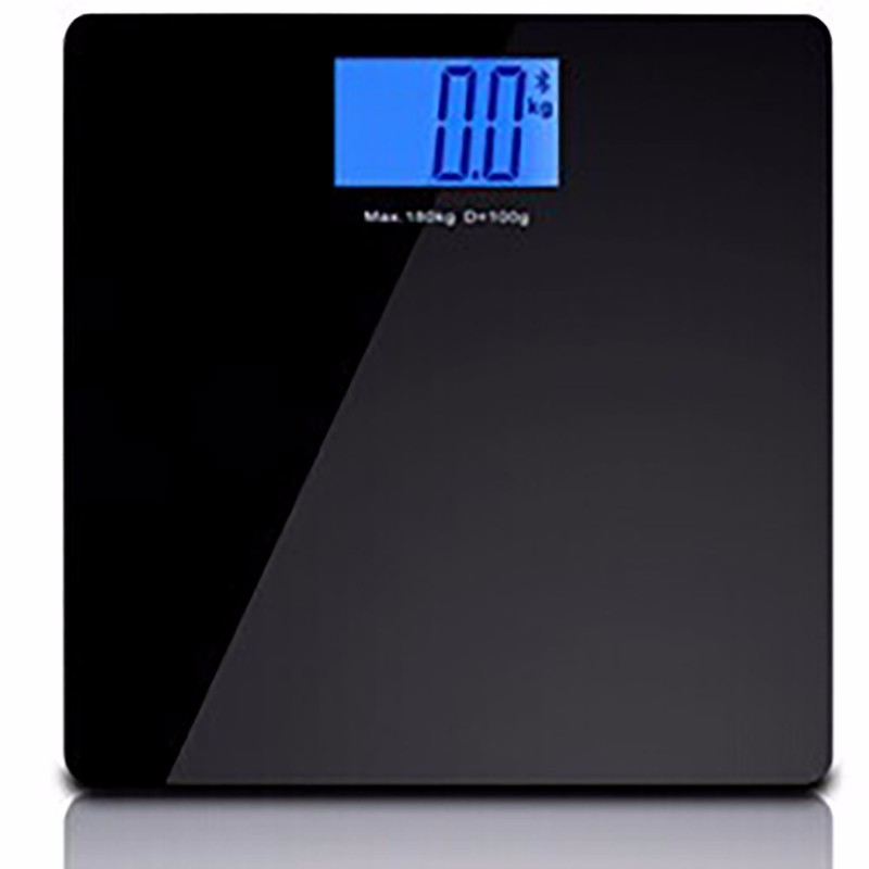 image for 2016 New Body Fat Analyzing Digital Smart Scale LCD BMI Muscle Bone We