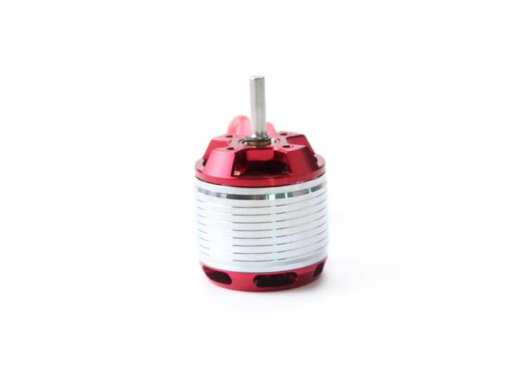 Gleagle`s 1400kv 1600w Brushless Motor For 500 Align Trex RC Helicopter Red Color Wtih Case(China (Mainland))