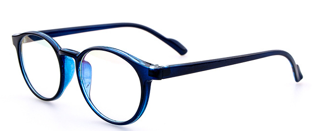 Anewish Wholesale fashion vintage round box glass frame Restoring ancient ways is popular spectacle frames for free shipping(China (Mainland))