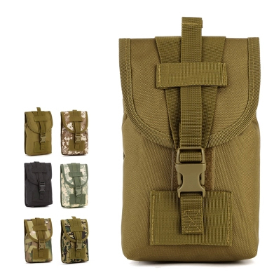 Military Tactical Outdoor vice kit accessory bag mini tool men camouflage saddle tactical gear waist pack phone - eBags CHINA store